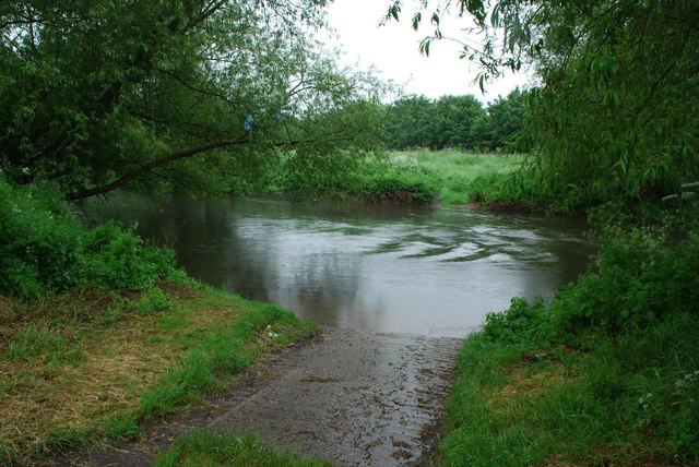 Ford on the Soar at Ratcliffe on Soar