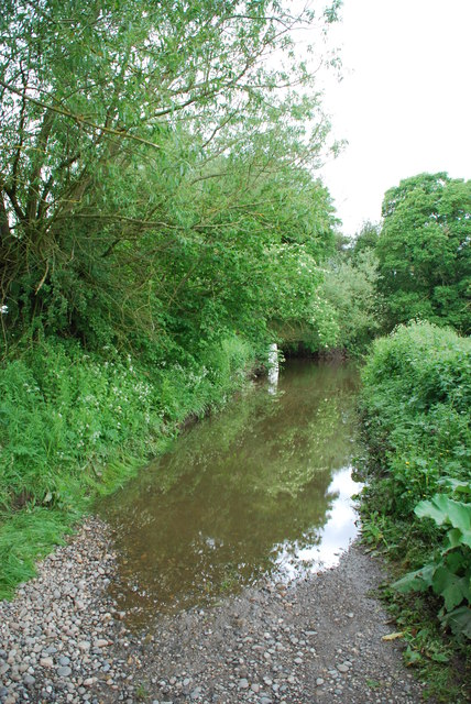 Ford at Great Alne