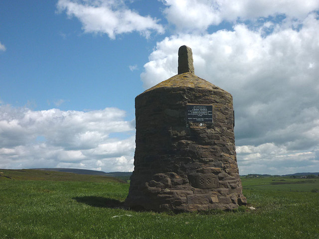 The Jubilee Cairn on Nicky Nook