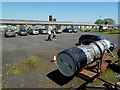 NY4861 : The Solway Aviation Museum at Carlisle Airport by Walter Baxter
