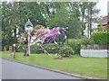 TQ7937 : Sissinghurst Flags by Gordon Griffiths
