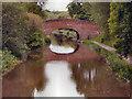SJ4175 : Shropshire Union Canal, Weaver's Bridge by David Dixon