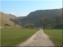 SD9163 : Gordale Scar by John Topping