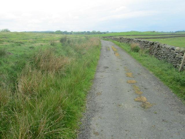 Tod Holes Lane