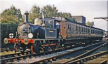 TQ4023 : Ex-SE&CR 'Bluebell' on Bluebell Railway at Sheffield Park by Ben Brooksbank