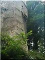 SD9952 : The Long Drop, Skipton Castle by John M Wheatley