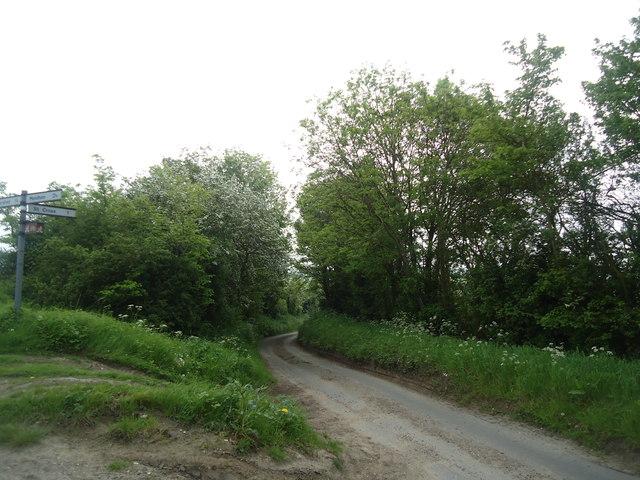 Sandy Lane, off Mendham Lane