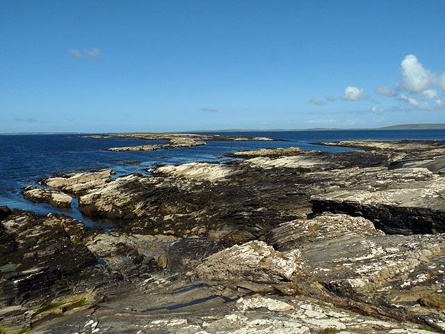 Coastline, Egilsay, Orkney