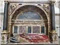 SX9292 : Memorial to Valentine Carey by Rob Farrow