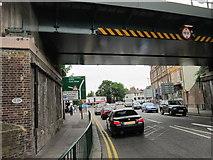 TQ2160 : East Street, Epsom by Ian S