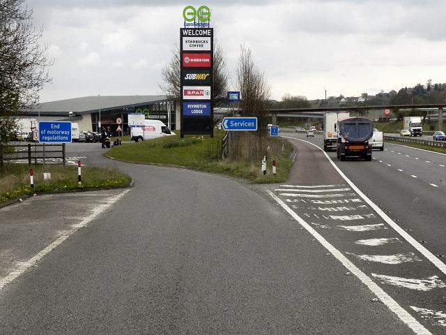 Rivington (Bolton West) Services