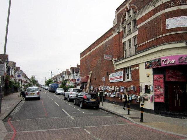 Fircroft Road, Upper Tooting Road