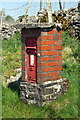 SD8780 : Edward VII pillar box by Roger Templeman