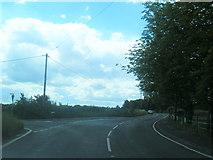 SJ6298 : Slag Lane/Byrom Lane junction by Colin Pyle