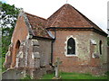 TM4584 : Sotterly Chapel from the south east by Roger Jones