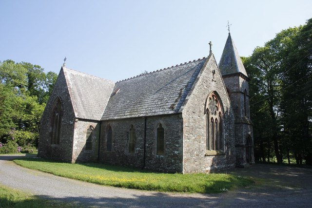 Sorbie Church