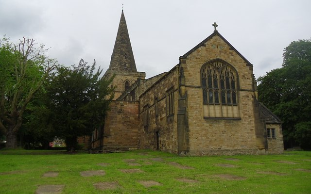 St Peters and St Pauls,Eckington.