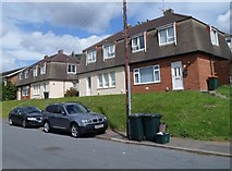 ST3288 : Wordsworth Road, Newport by Jaggery