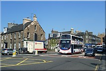 NT2774 : Abbeyhill from Montrose Terrace by kim traynor