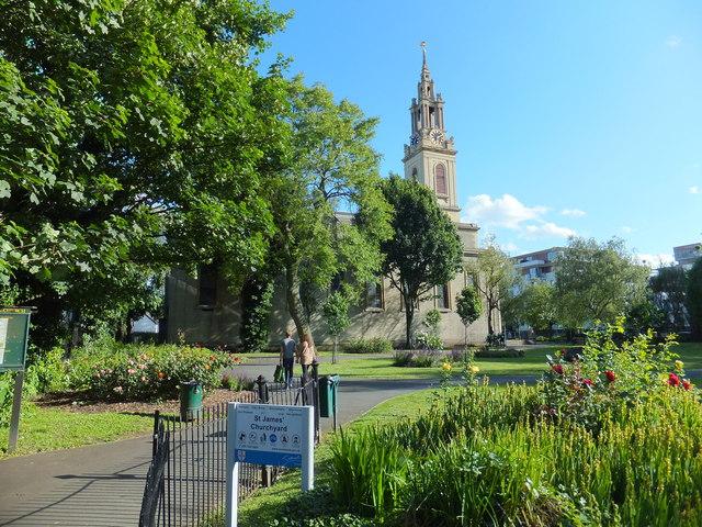 St James' Church, Bermondsey