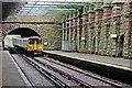 SJ3287 : Service to Liverpool, Green Lane Station, Birkenhead by El Pollock