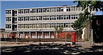 J3574 : Rupert Stanley College, Belfast (2) by Albert Bridge
