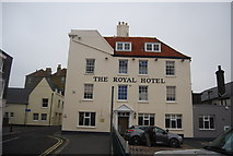 TR3752 : The Royal Hotel by N Chadwick