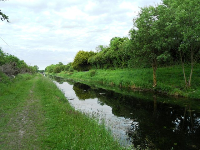Grand Canal in Landenstown, Co. Kildare