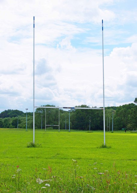 Rugby pitch, Stourport-on-Severn