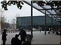 TQ0775 : Outside Terminal 3 by David Smith