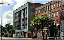 J3474 : Transport House, Belfast (9) by Albert Bridge