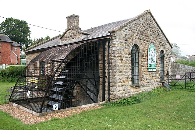 How To Change A Water Pump >> Sherborne Steam and Waterwheel Centre:... © Martin Bodman cc-by-sa/2.0 :: Geograph Britain and ...