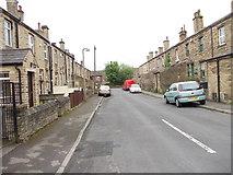 SE1225 : Westfield - Wakefield Road by Betty Longbottom