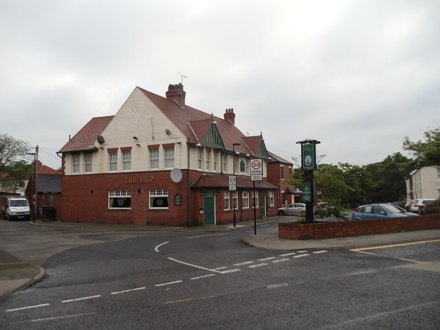 The Old Ship Inn, Monkseaton