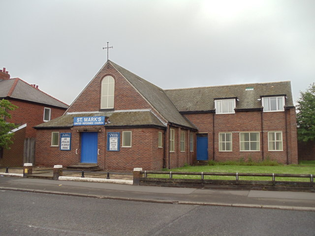 St Mark's United Reformed Church