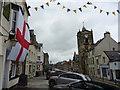 NU1813 : Alnwick Townscape : Fenkle Street by Richard West