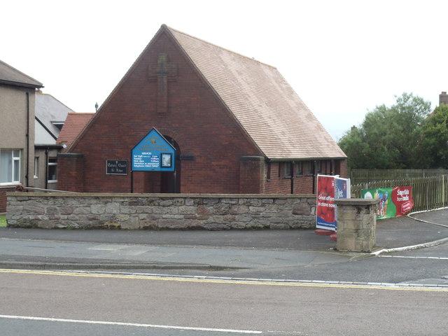 St Aidan's R.C. Church, Seahouses