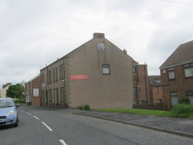 Quarrington Hill Social Club