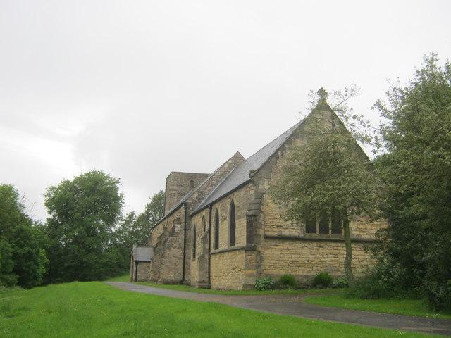St Helen's Church in Church Kelloe
