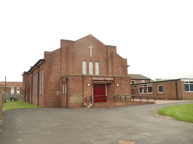 Longbenton Methodist Church, Chesters Avenue, Longbenton