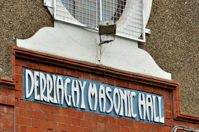 Derriaghy Masonic Hall (2)