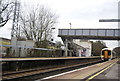 TQ6527 : Train arriving at Stonegate Station by N Chadwick