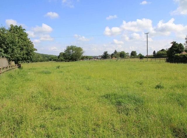 Field north of Church Lane