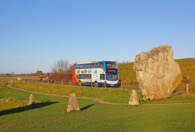 Avebury - Ancient Stones