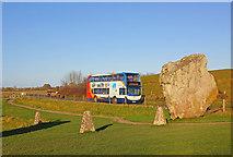 SU1070 : Avebury - Ancient Stones by Wayland Smith