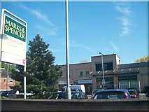 J3774 : M&S Food Store on Retail Estate on the Upper Newtownards Road by Eric Jones