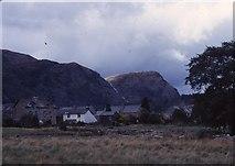SD3097 : Coniston village in 1971 by David Smith
