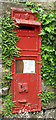 SD8165 : Victorian post box, Stackhouse by Karl and Ali