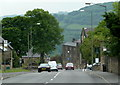SK3060 : Chesterfield Road descending into Matlock by Andrew Hill