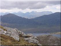 NG9779 : Ptarmigan viewpoint by Sally